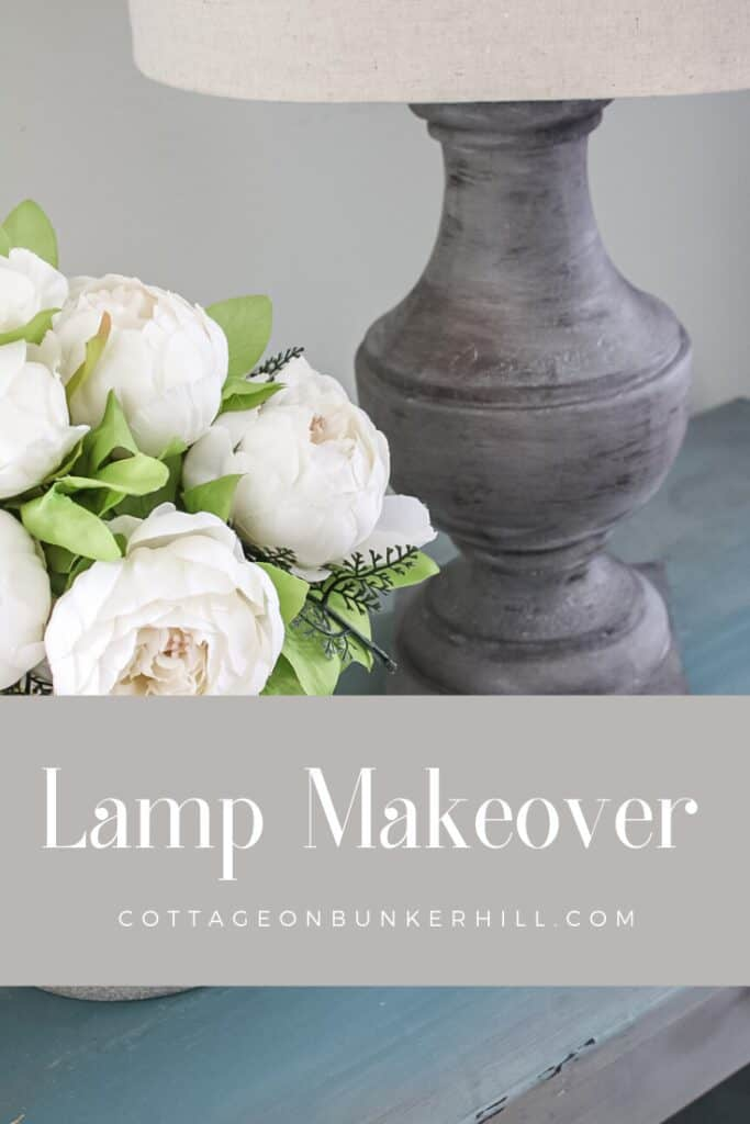 LAMP MAKEOVER PIN