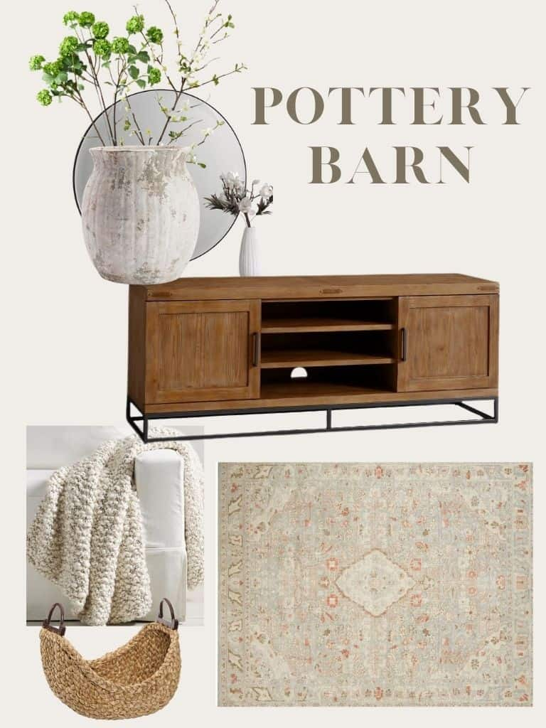 Pottery Barn Decorating Ideas on a Budget