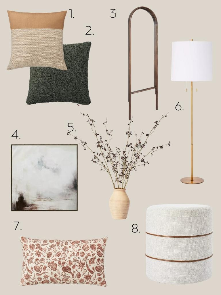 studio mcgee products for living room