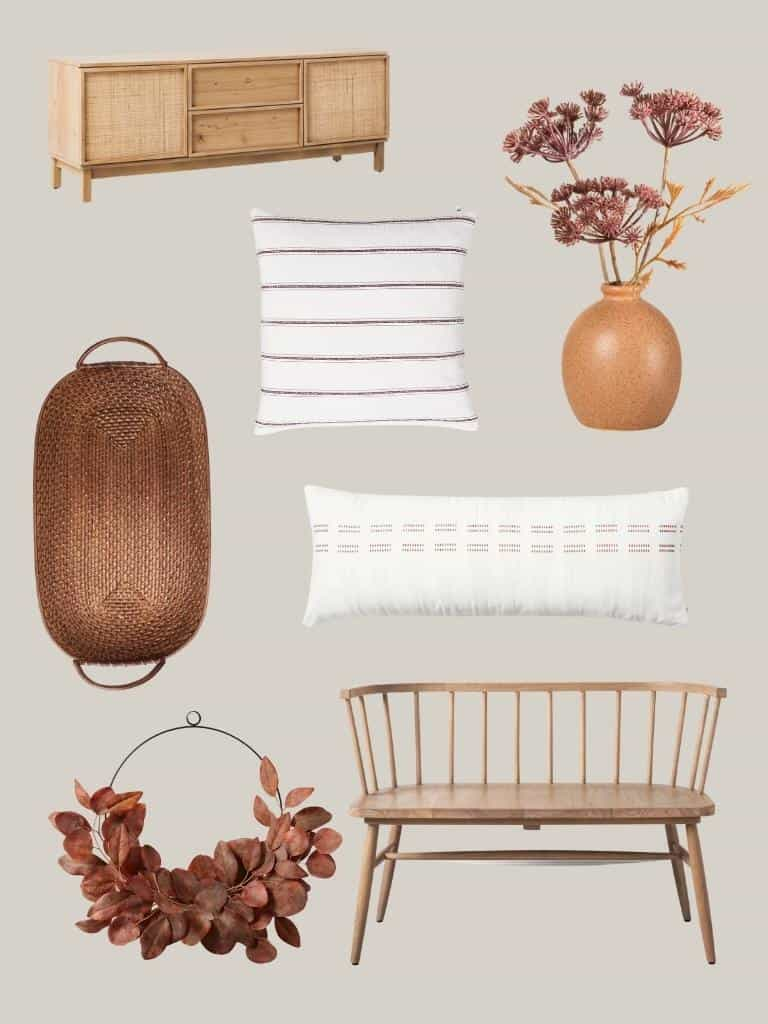 FALL HEARTH AND HAND ITEMS